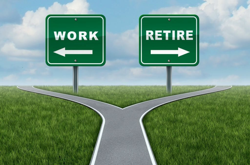 The Good and Bad of Retiring Early